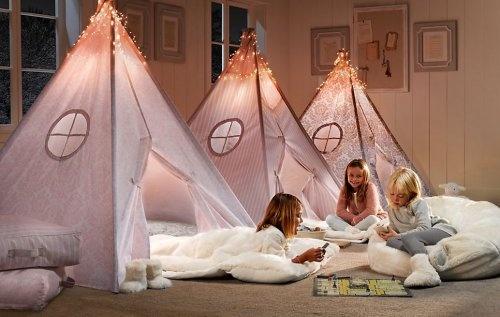 namioty do pokoju dzieciak, wygwamy, namiot dla dzieci
