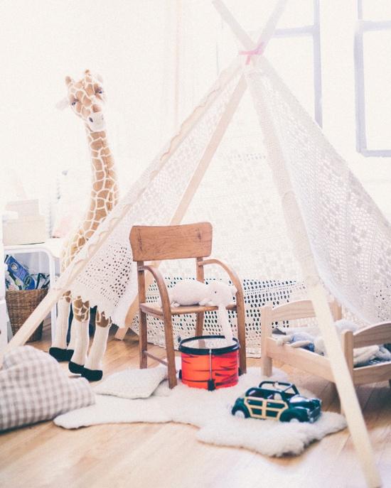 stylowe pokoje dziecięce