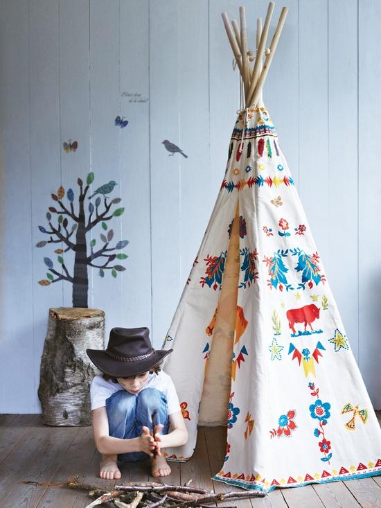namioty do pokoju dzieciak, wgwamy, namiot dla dzieci