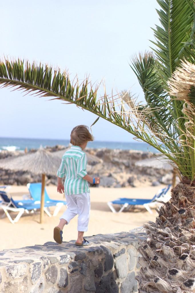 koszula next dla chłopca, fuerteventura caleta de fuste, fuerteventura, wyspy kanaryjskie