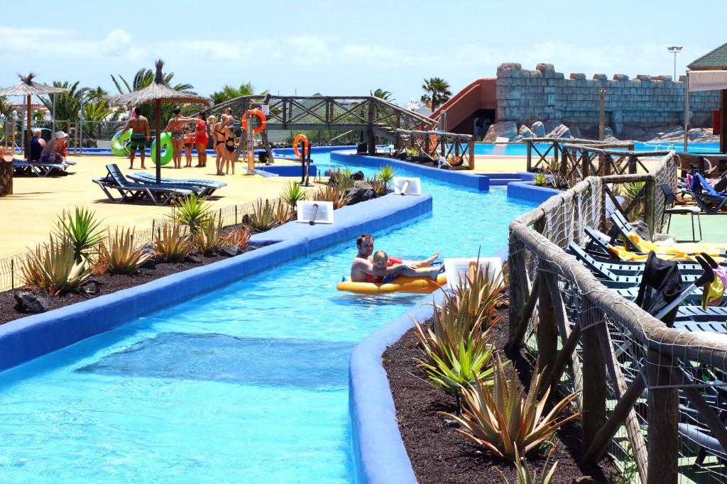 fuerteventura caleta de fuste, fuerteventura, wyspy kanaryjskie, baku water park