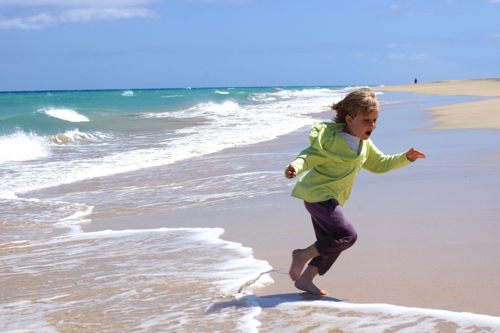 Playa de Sotavento, fuerteventura, flawless