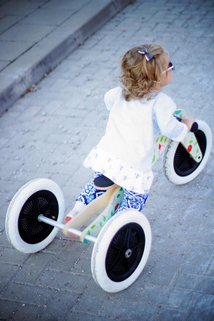 wishbone bike, wishbone biegowy, rowerek biegowy