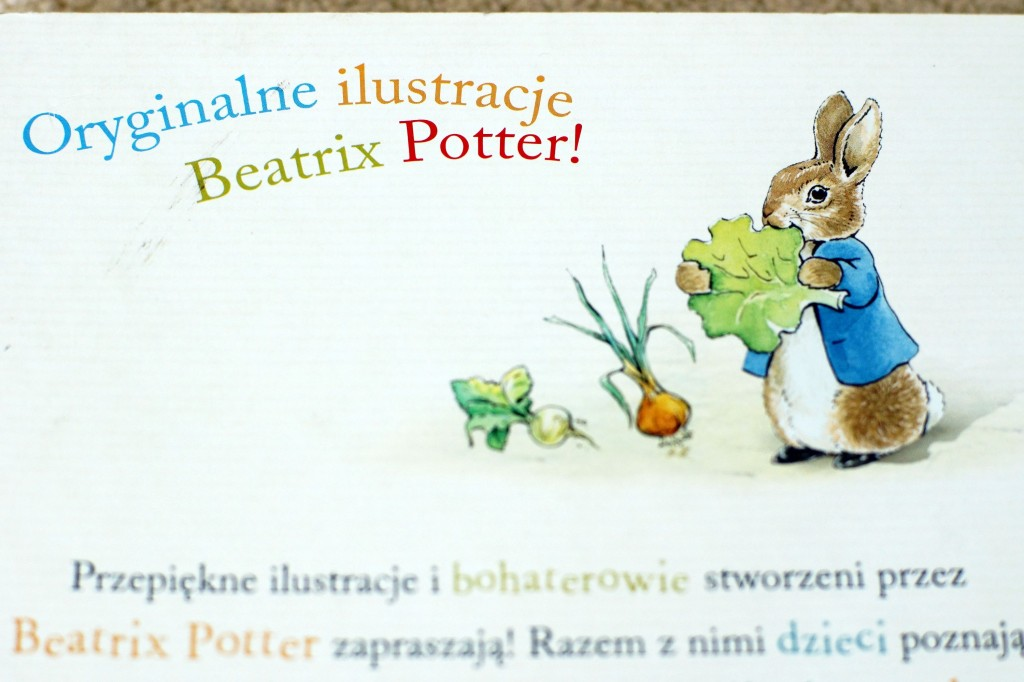 pierwsze słowa potter