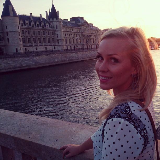 Paryż Sekwana