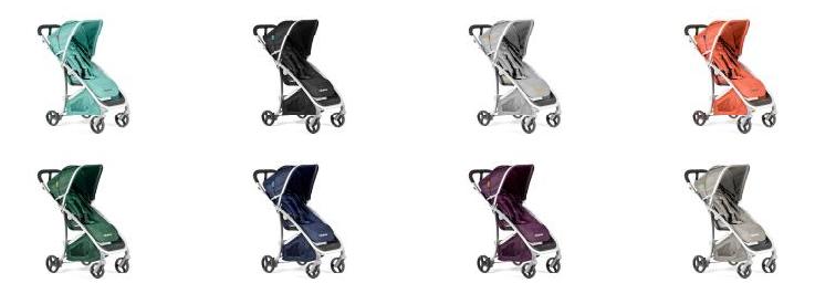 wózek babyhome