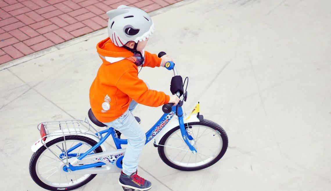 Jak wybrać rowerek dla starszaka 13
