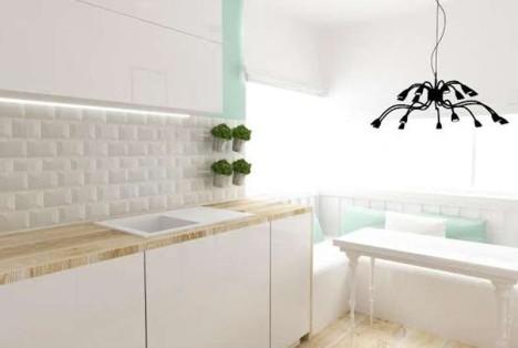 Projekt kuchni do nowego domu 01