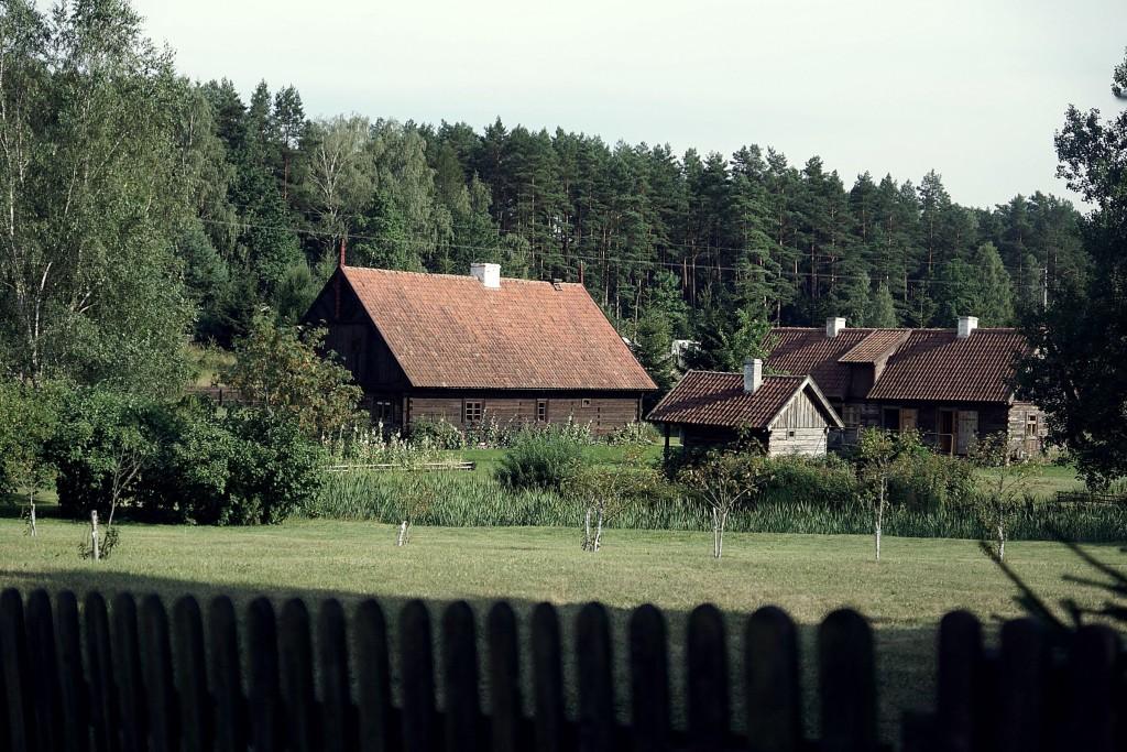 wieś, Orzysz
