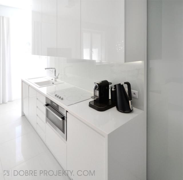 dobre projekty architekt apartament sopot gdansk aura skandynawski styl bugatti