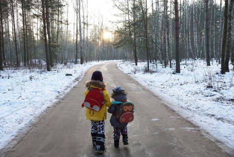 Zima na Podlasiu 01