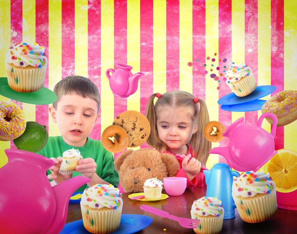 słodycze dzieci