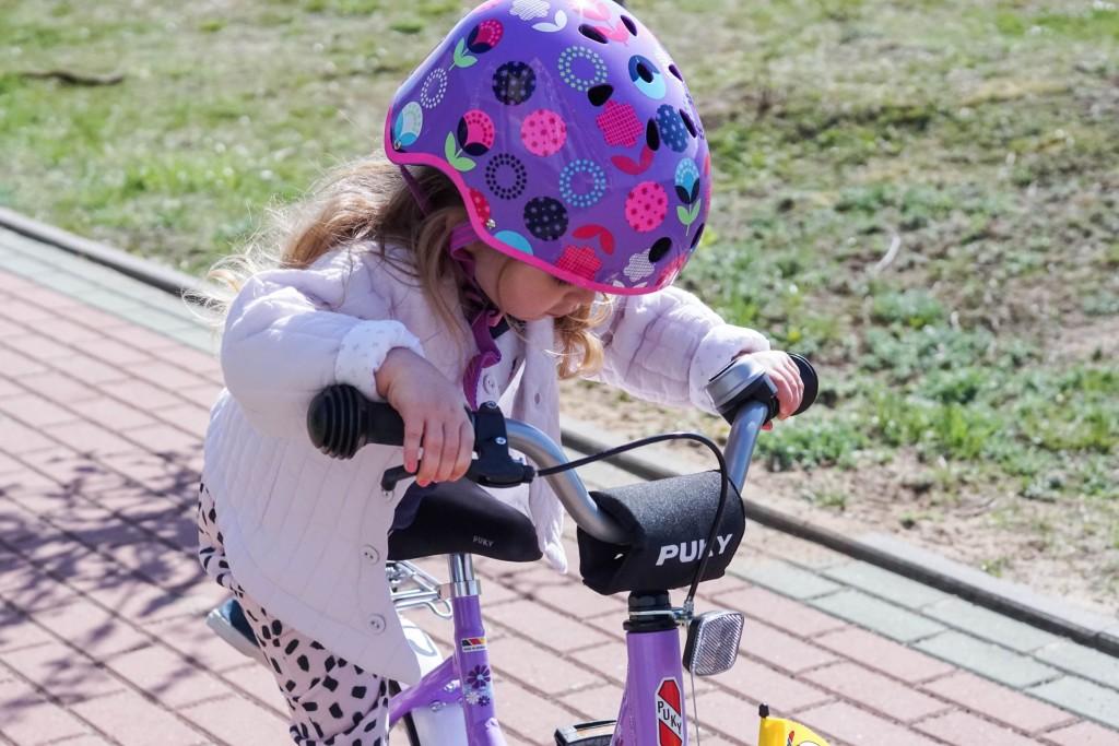 bike puky