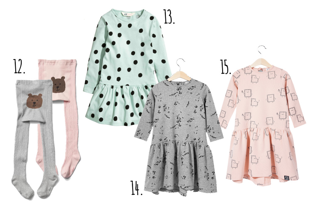 ubrania do przedszkola, zestaw ubrań do przedszkola