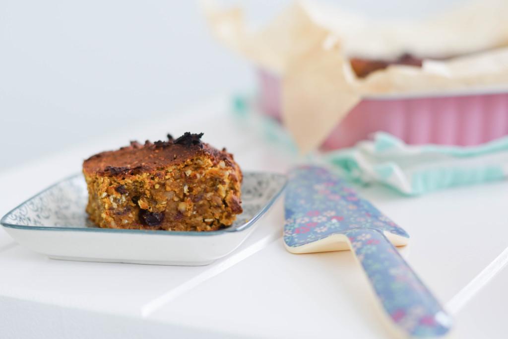 zdrowe ciasto dyniowe