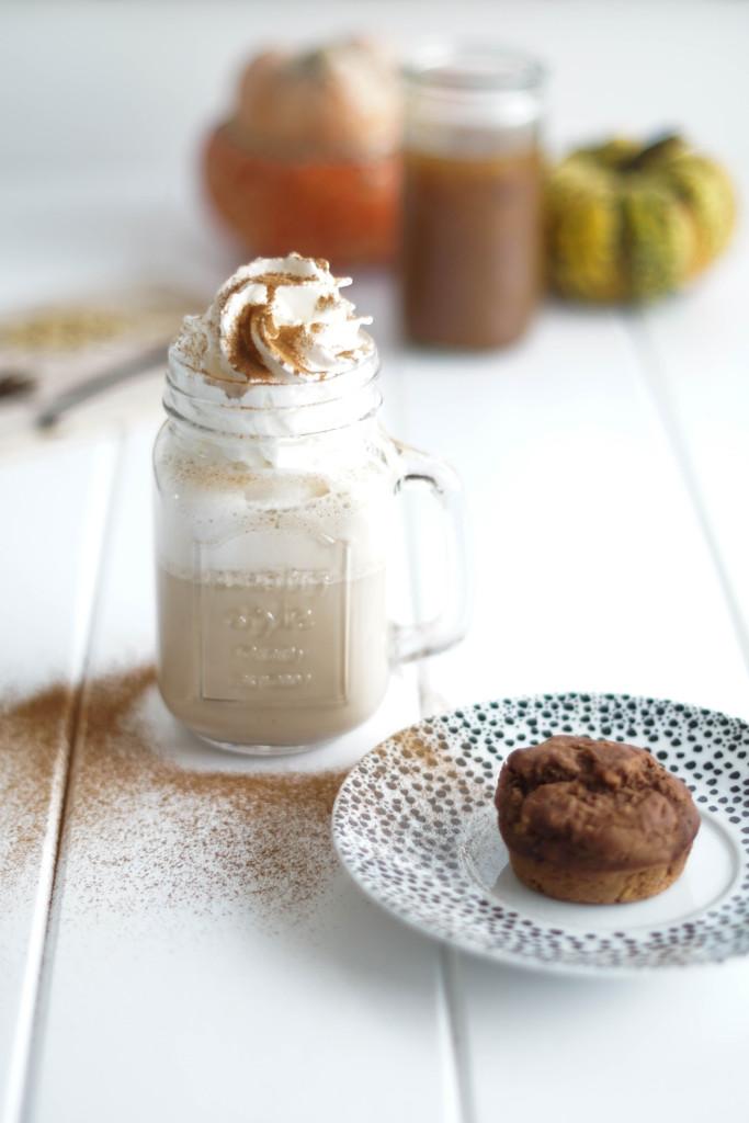Pumpkin spice latte, kawa dyniowa