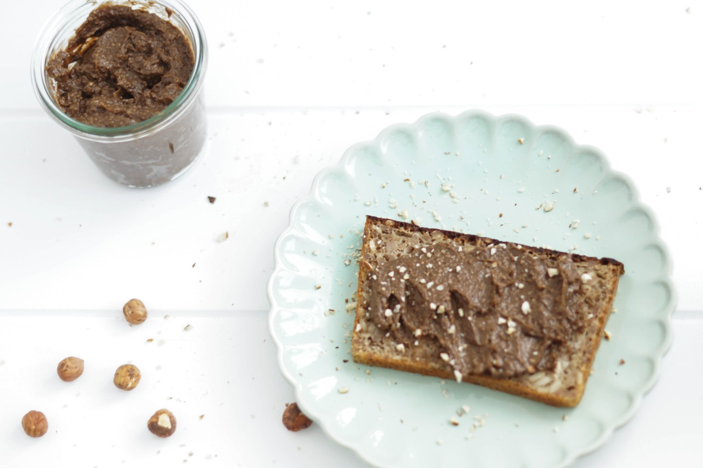krem czekoladowy bez cukru, Nutella bez cukru i mleka