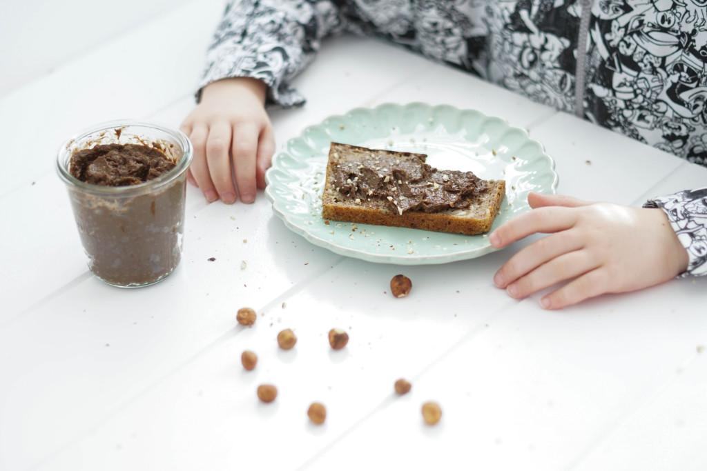 krem czekoladowy bez cukru
