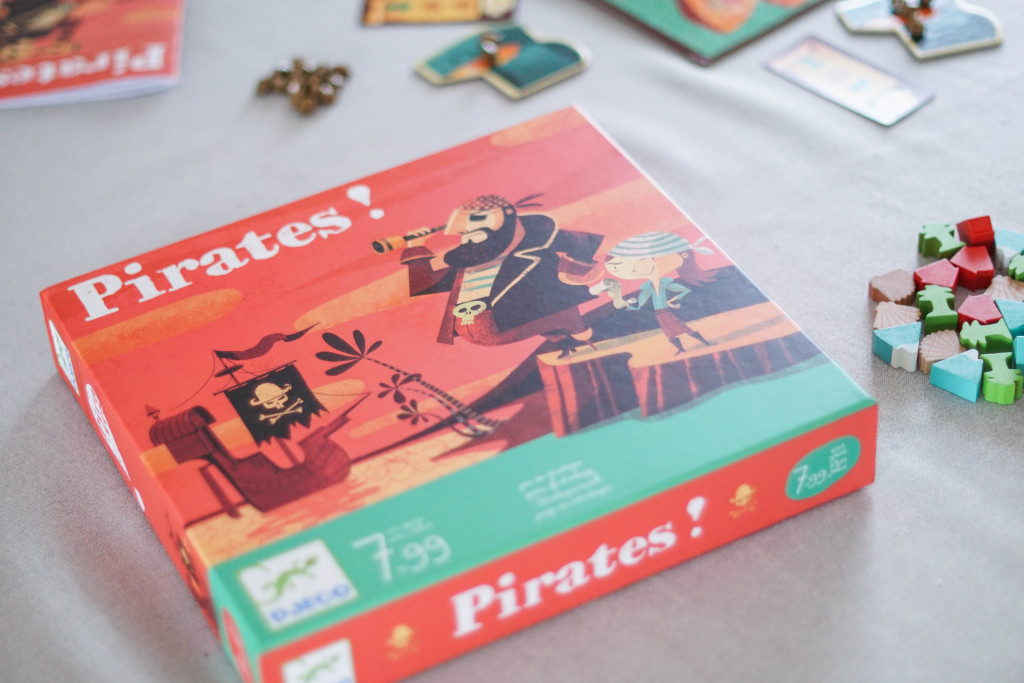 djeco pirates