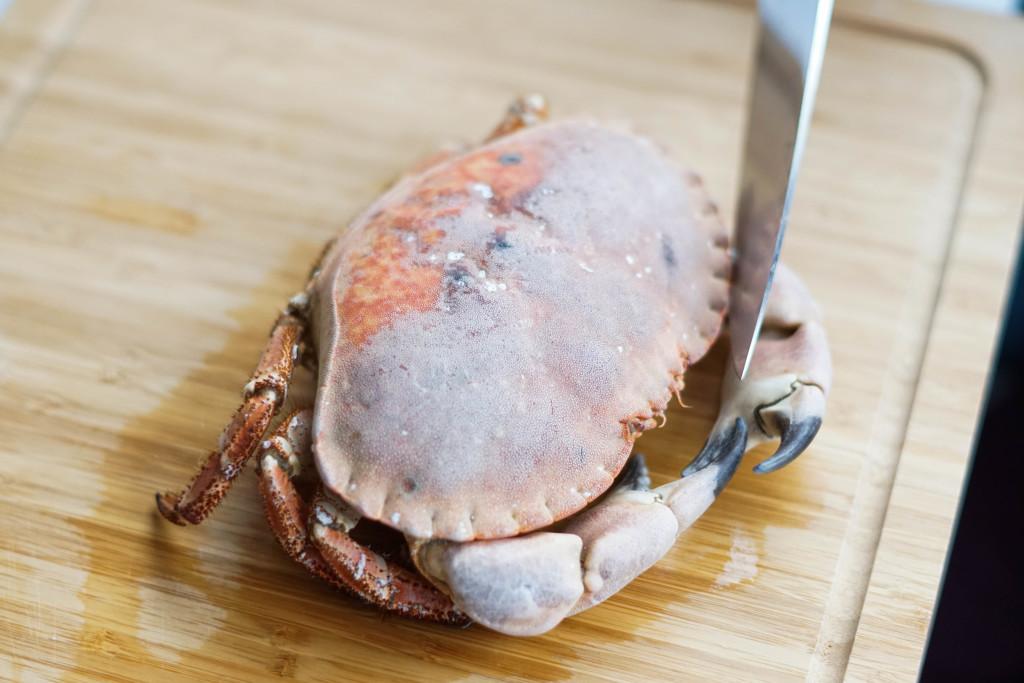 jak przygotować kraba