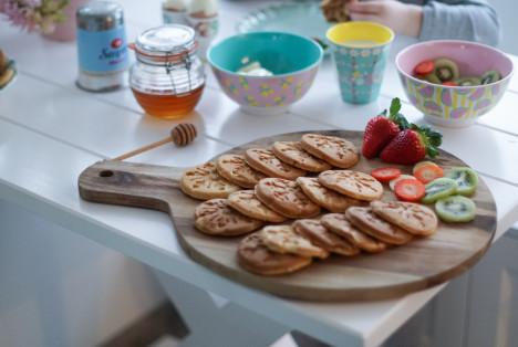 Gofry śniadaniowe 10