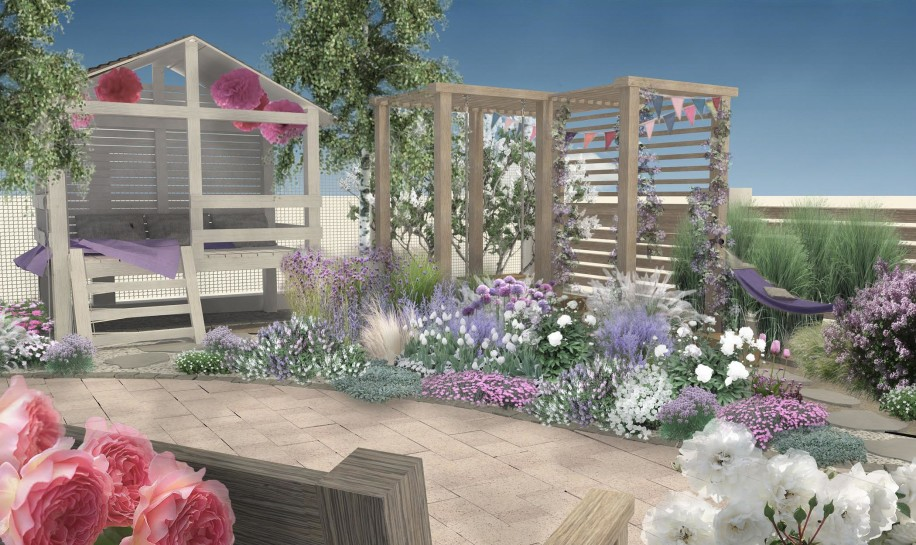 Projekt naszego ogrodu 03