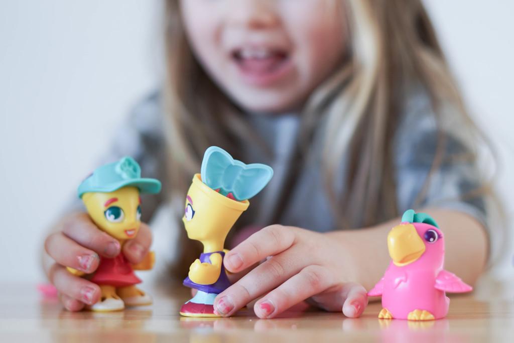 playdoh figures