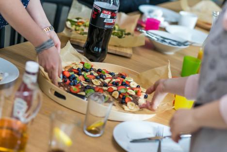 Pizza day w Kuchni Spotkań IKEA 15