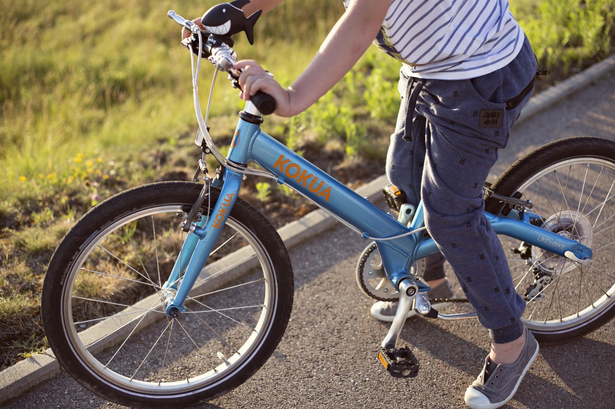 rower kokua, kokua bike