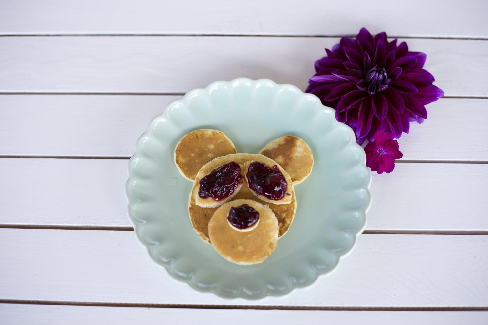 pancakres, łowicz wiśnia z owoców