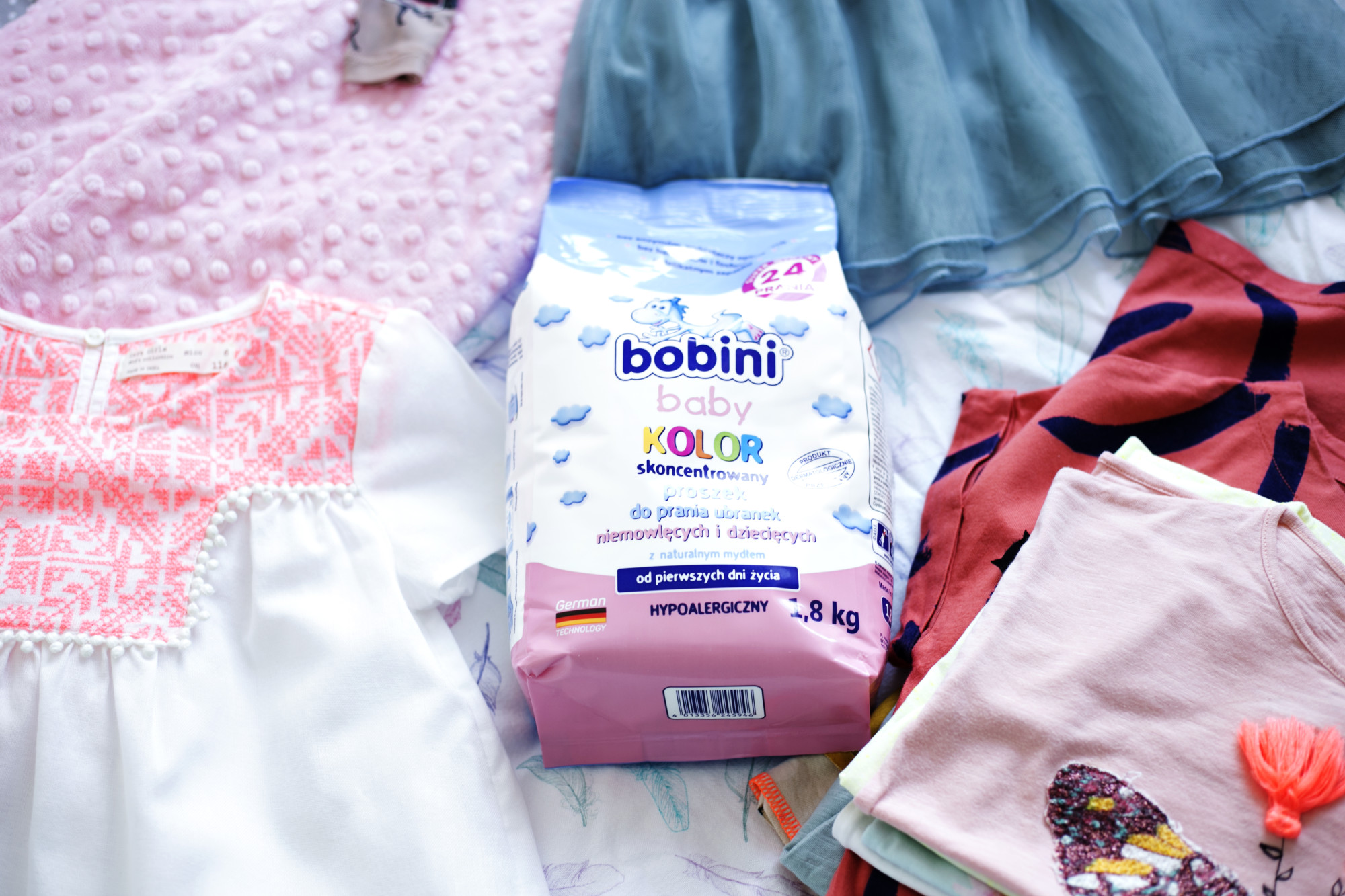 proszek bobini baby color