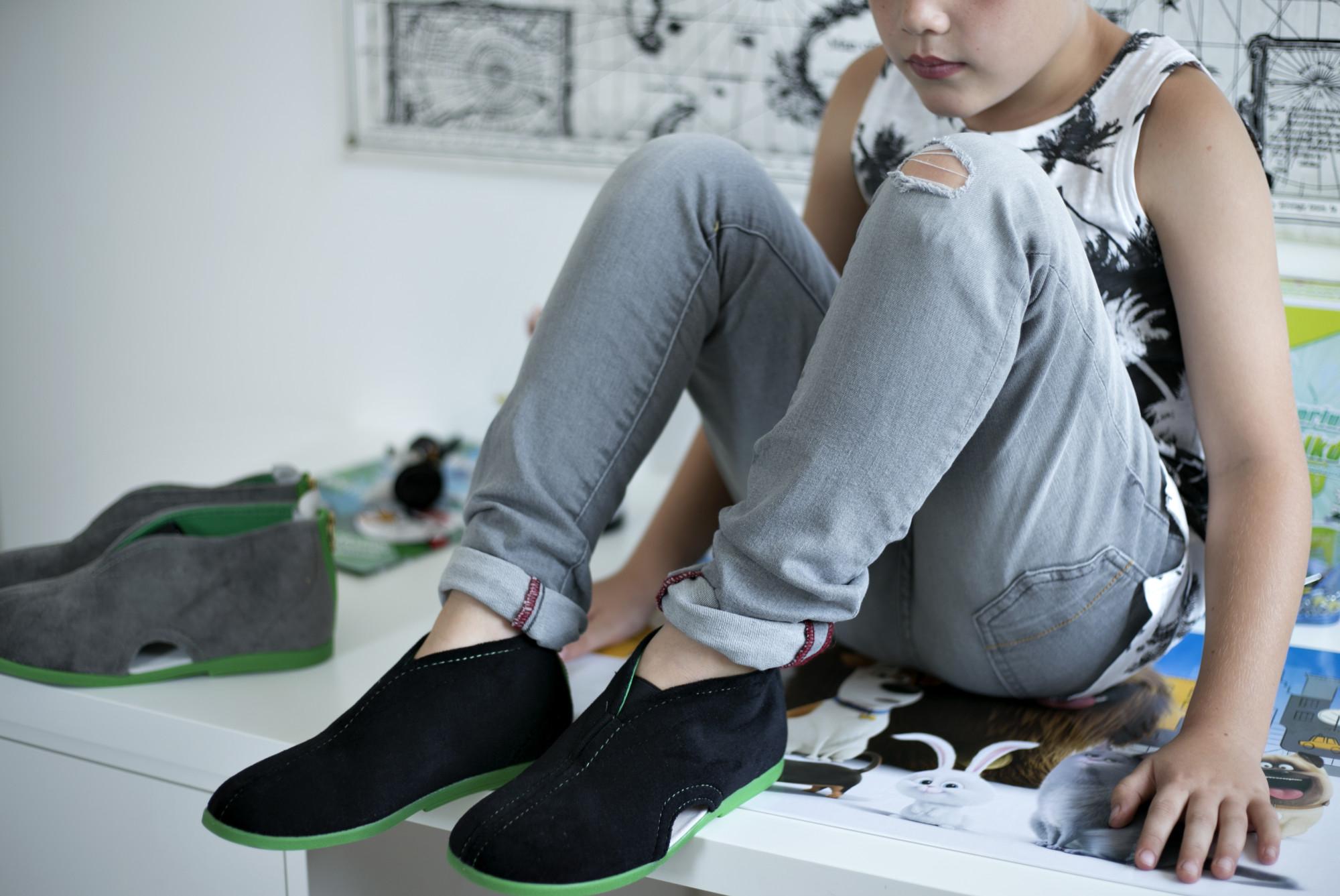 kapcie do szkoły, kapcie do przedszkola, slippers