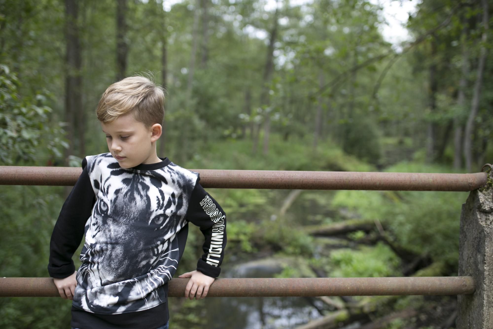H&M WWF, puszcza białowieska, białowieża,