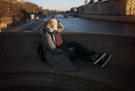 Bez dzieci, bez męża... i to w Paryżu! 20