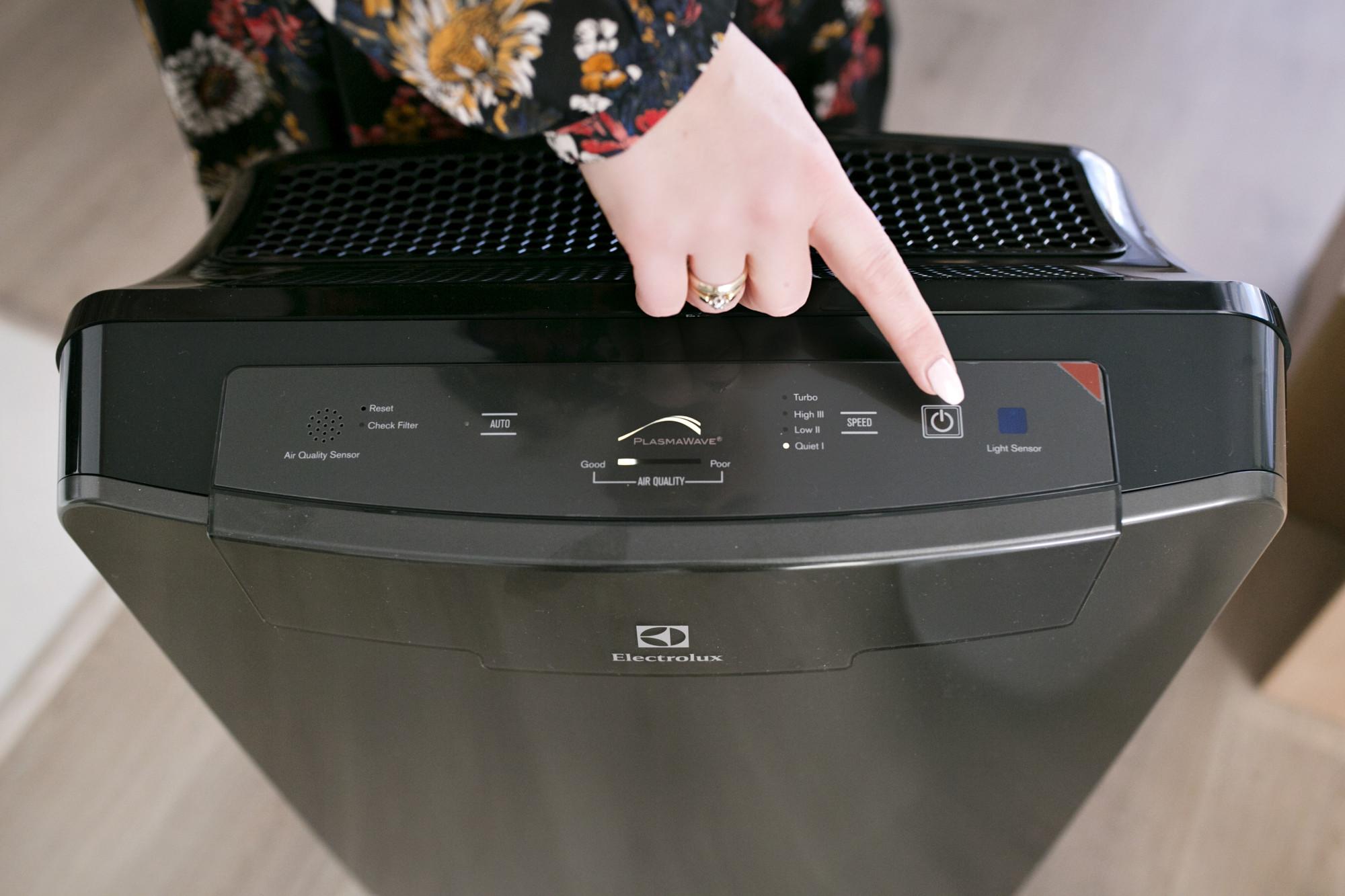 ELECTROLUX EAP450, oczyszczacz powietrza