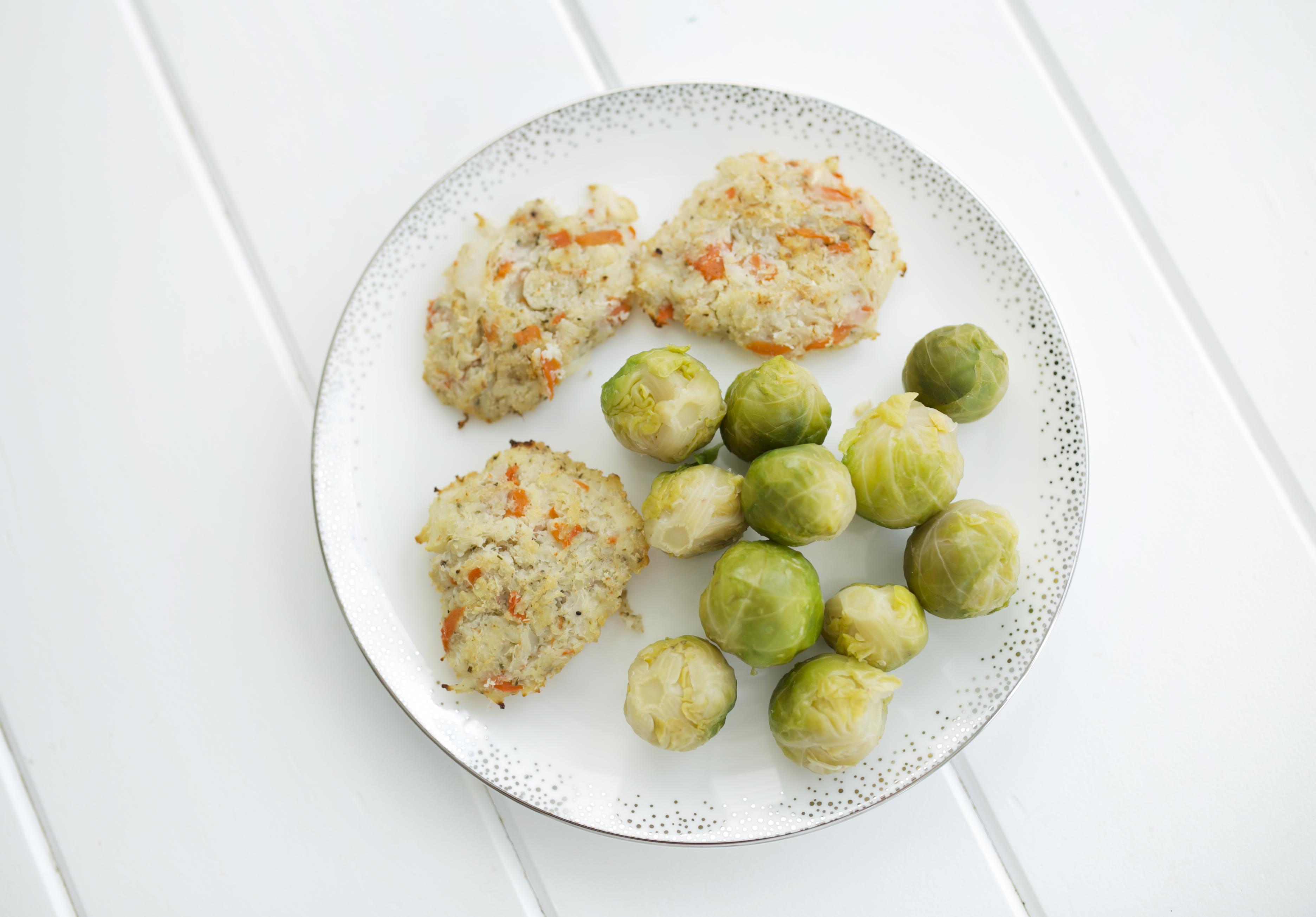 placuszki warzywne, dieta dąbrowskiej