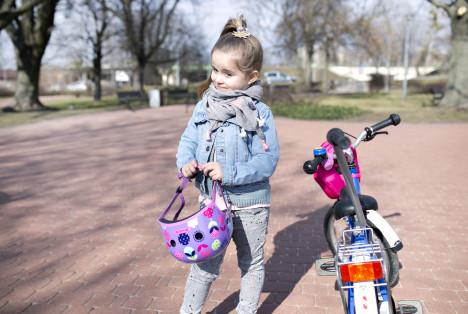 Jak nauczyć dziecko jeździć na rowerze...w 1 dzień! 15