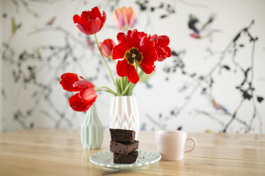 Brownie z fasoli - przepis 02