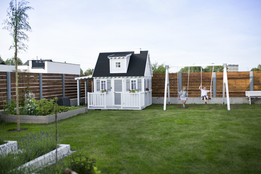 Najpiękniejszy domek ogrodowy 12