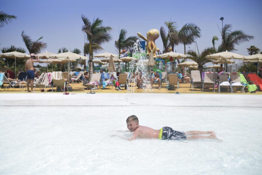 Lanzasur Club SplashWorld - hotel z parkiem wodnym. Idealny dla dzieci! Czy także dla rodzica...? 14