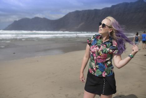 Najpiękniejsze plaże Lanzarote 43