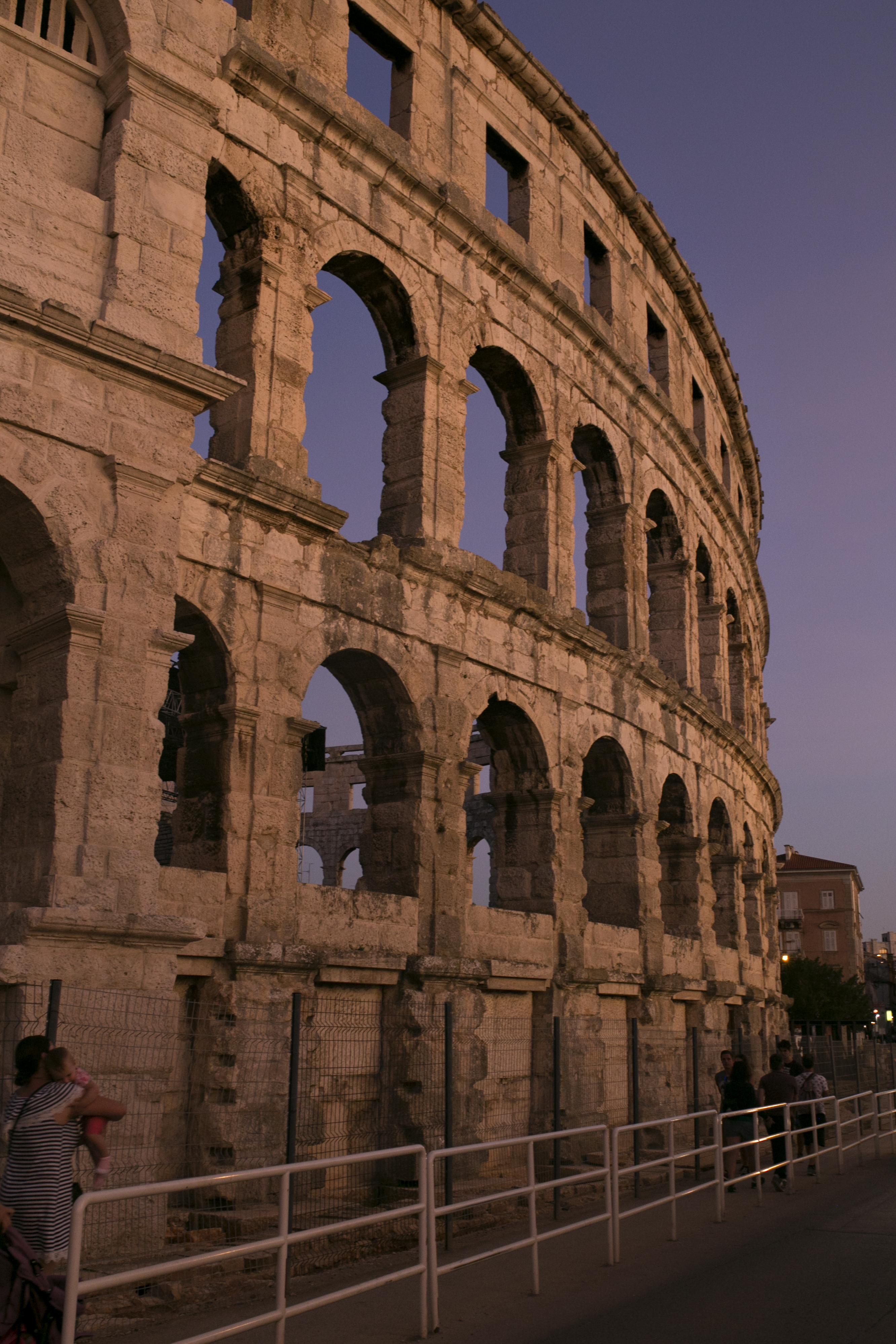 Pula Coloseum