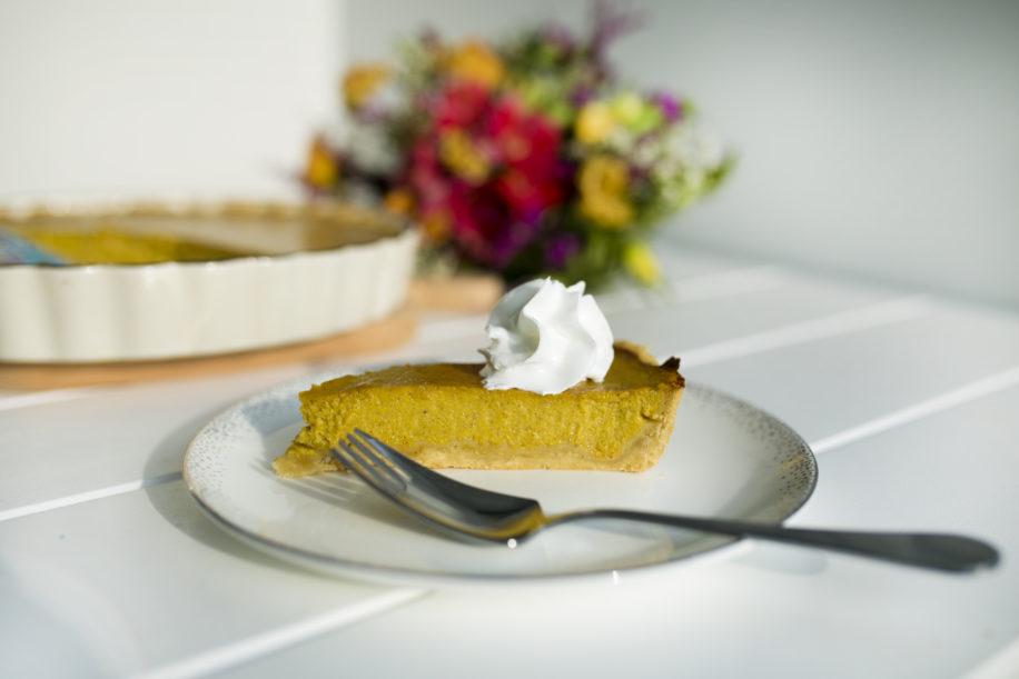 Pumpkin pie - najlepsze amerykańskie ciasto dyniowe 02
