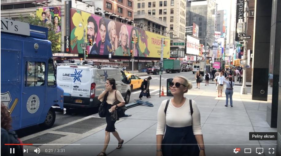 Nowy Jork - FILM (najlepszy w historii bloga)