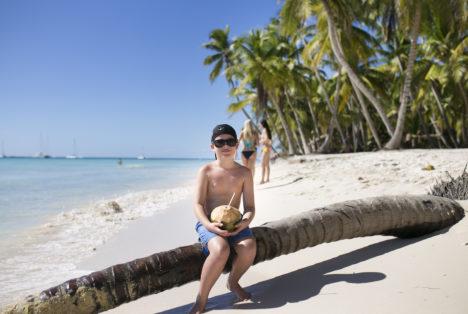 Saona Island - z wizytą w raju 20