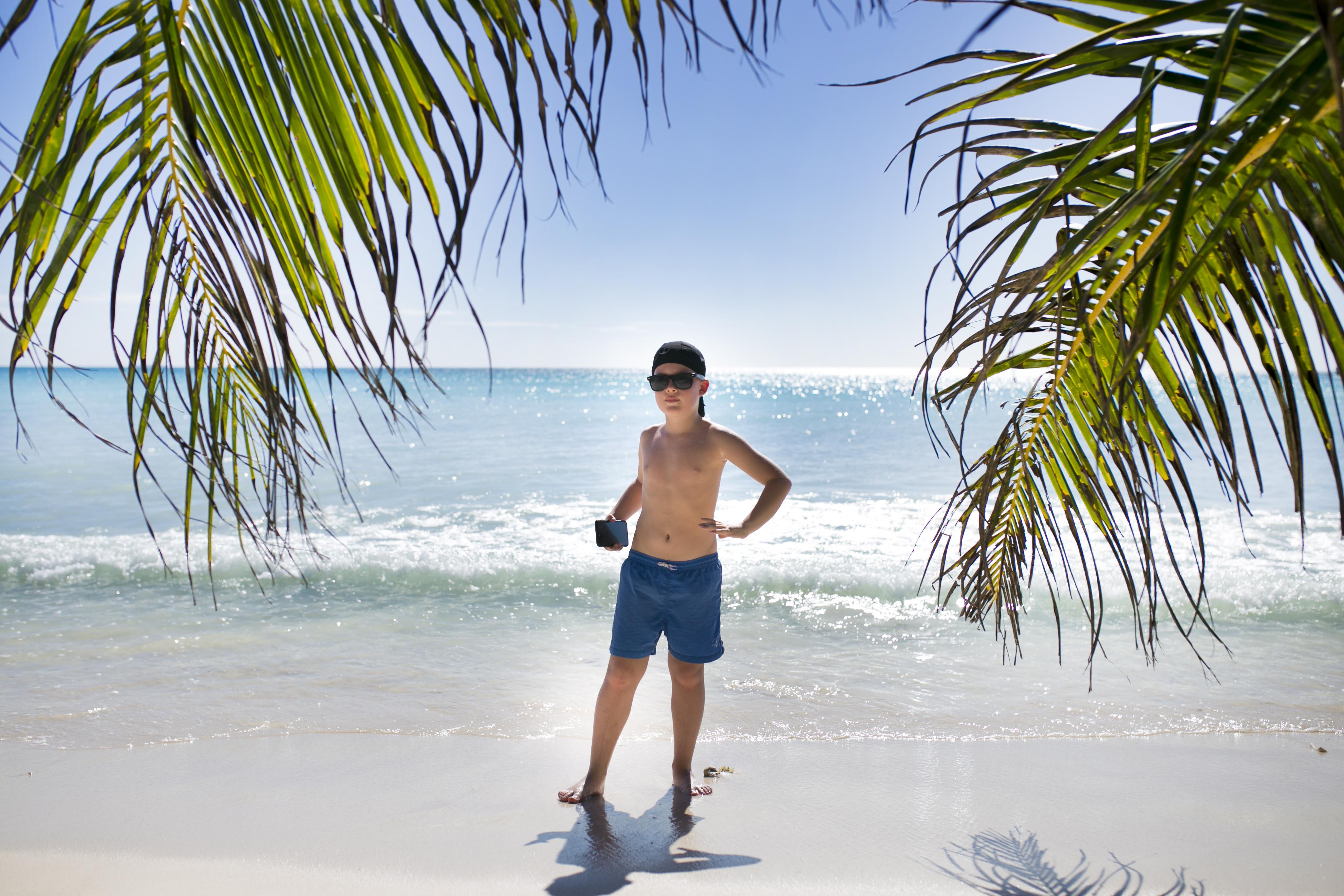 Pisciny Natural, saona island wycieczka, karaiby