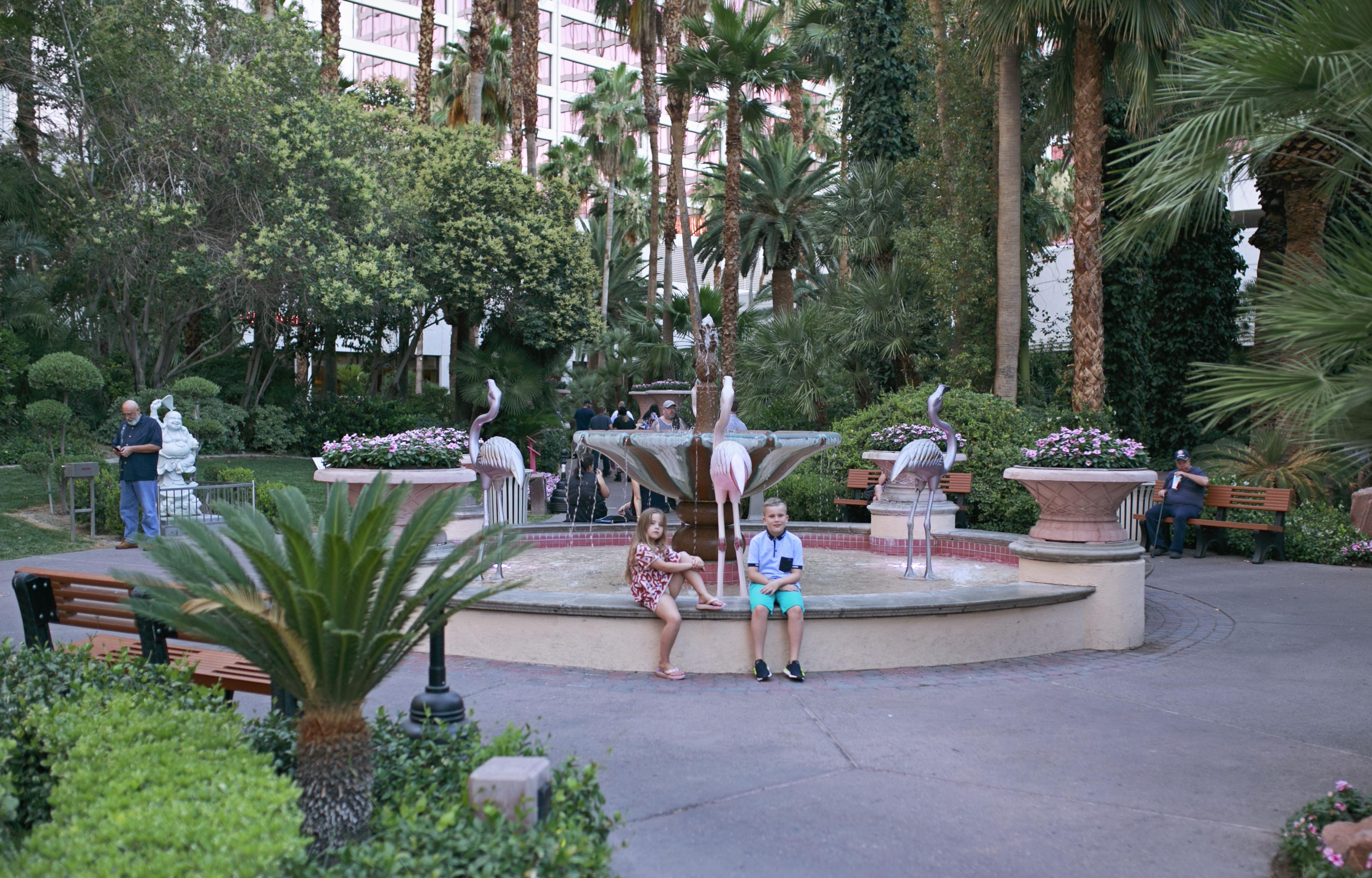 las vegas, flamingo hotel