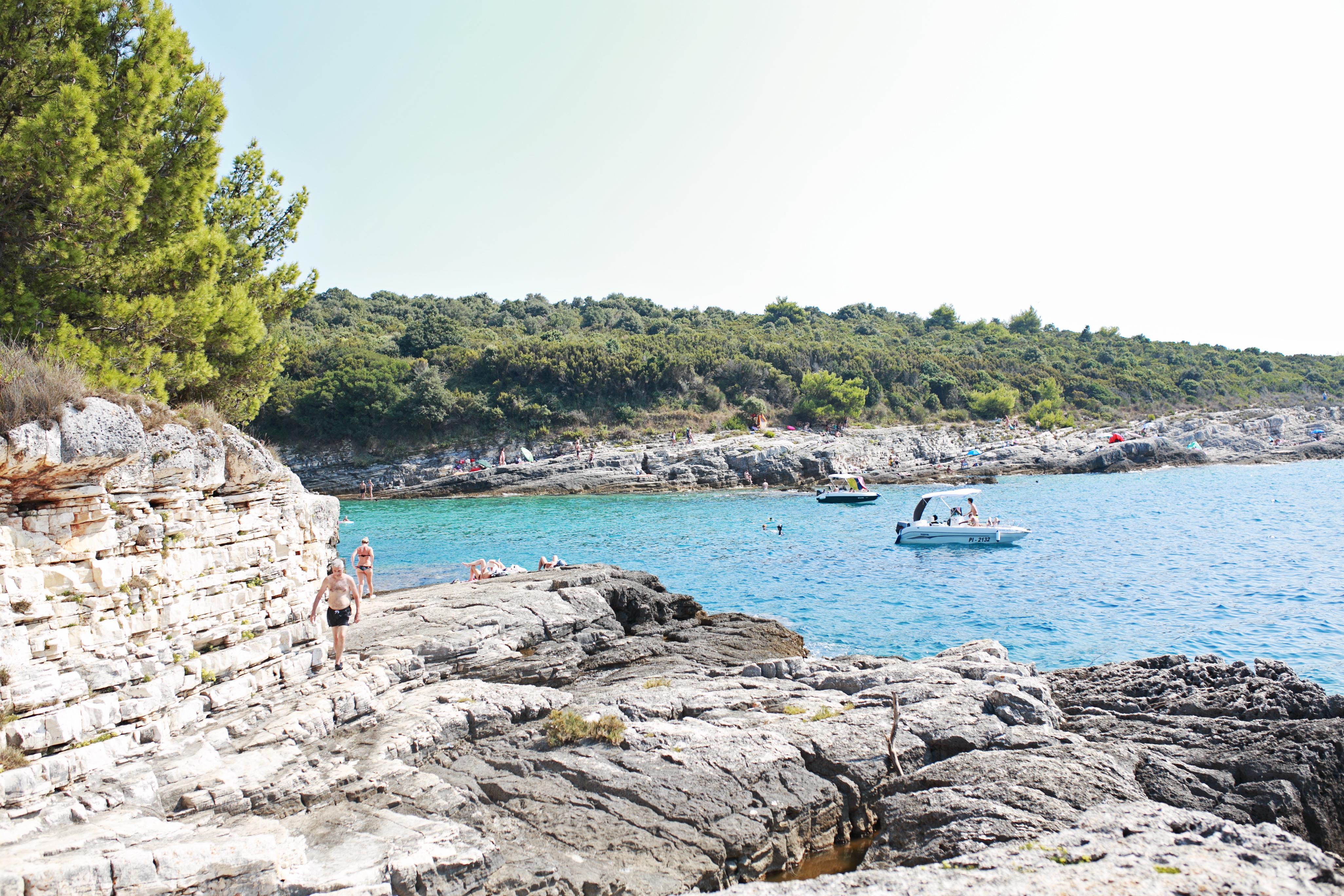chorwacja, croatia, chorwacja plaże, Kamenjak