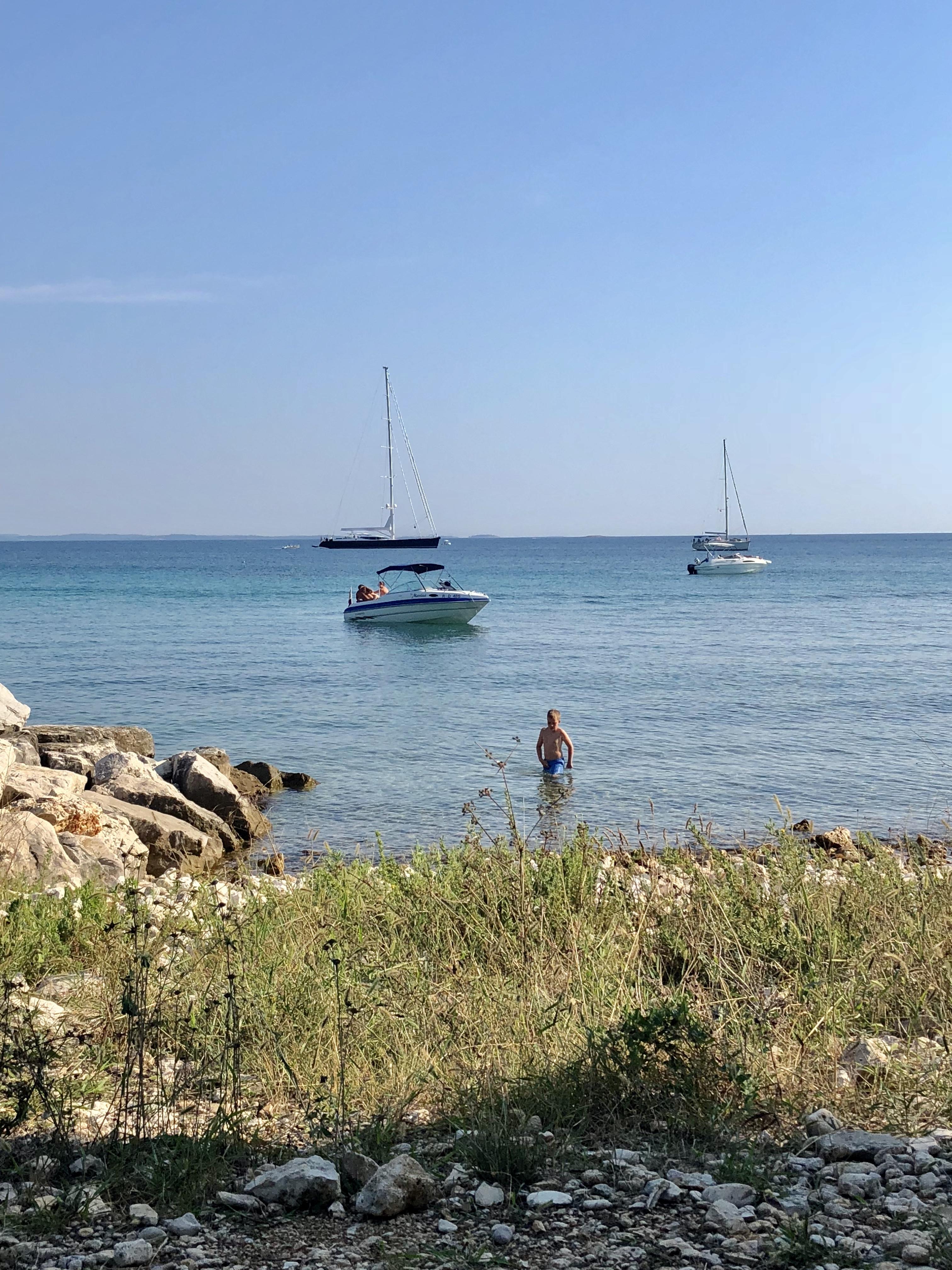 chorwacja, croatia, chorwacja plaże, palud