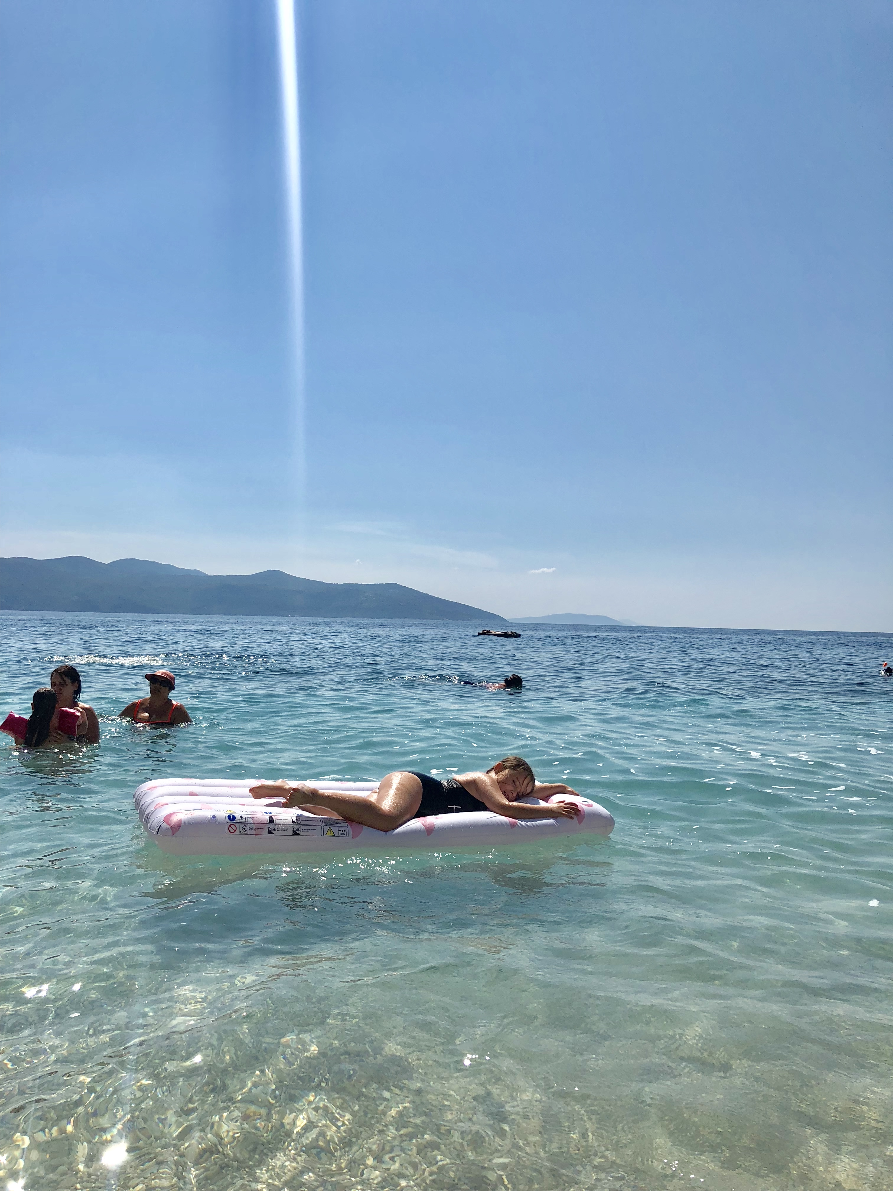 brseć chorwacja, croatia, chorwacja plaża, plaża